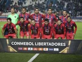 Varapalo copero antes de River y la Libertadores. EFE/Archivo
