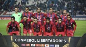 Wanderers-Cerro, duelo uruguayo en la Sudamericana. EFE/Archivo