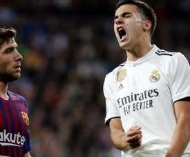 Reguilón veut triompher au Real Madrid. efe