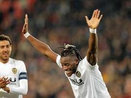 Kondogbia dans le viseur de Tottenham. EFE