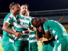 La Equidad hurga en la depresión de Deportivo Santaní. EFE