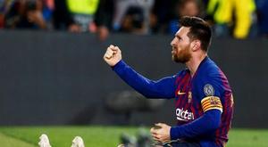 Messi ira chercher le titre le moins attendu cette saison. EFE