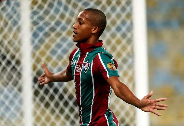 Joao Pedro plaît au Barça. EFE