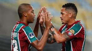 O Liverpool junta-se à luta por João Pedro. EFE