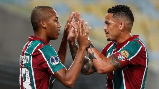 Fluminense se encasquilla en casa ante un Ceará justito. EFE