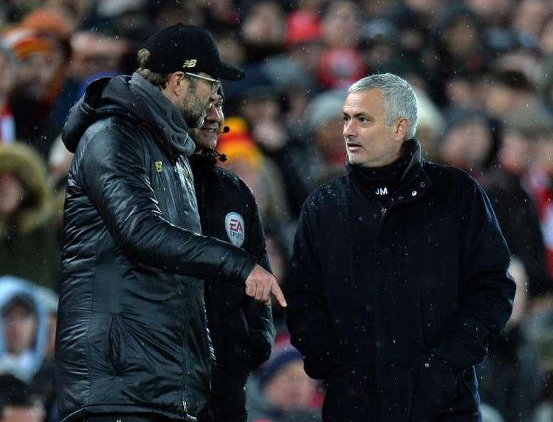 Mourinho ha analizzato la finale di Champions. EFE/Archivo