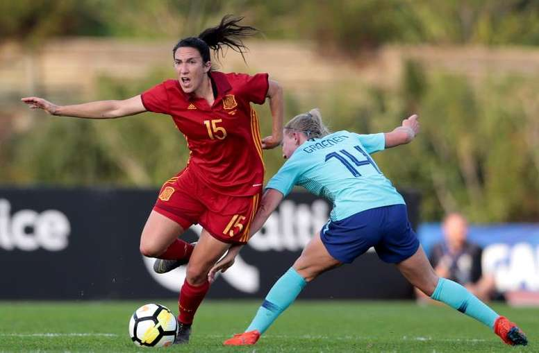 Silvia Meseguer dice adiós a la Selección. EFE/Archivo