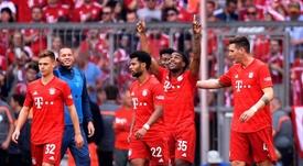 El Bayern busca el doblete. EFE/Archivo
