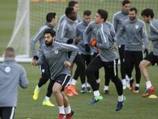 El Athletic confirmó la renovación de Villalibre. EFE/Archivo