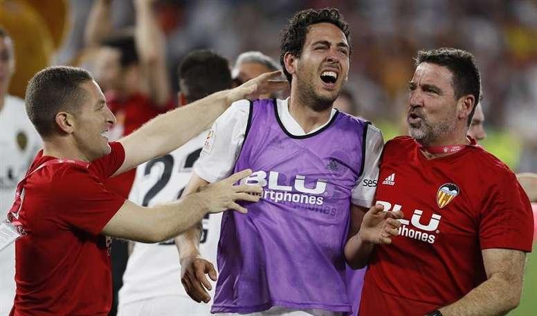 Parejo will return to play at Stamford Bridge. EFE