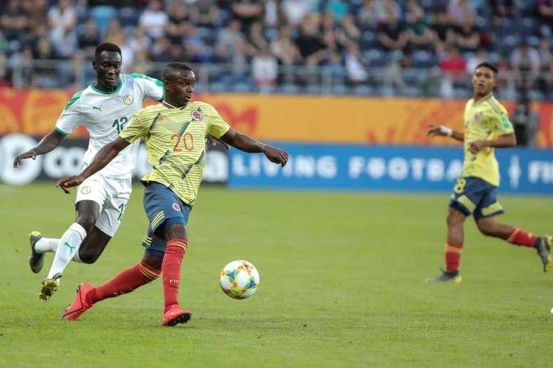 Carbonero no podrá jugar, pero complementará los entrenamientos. EFE