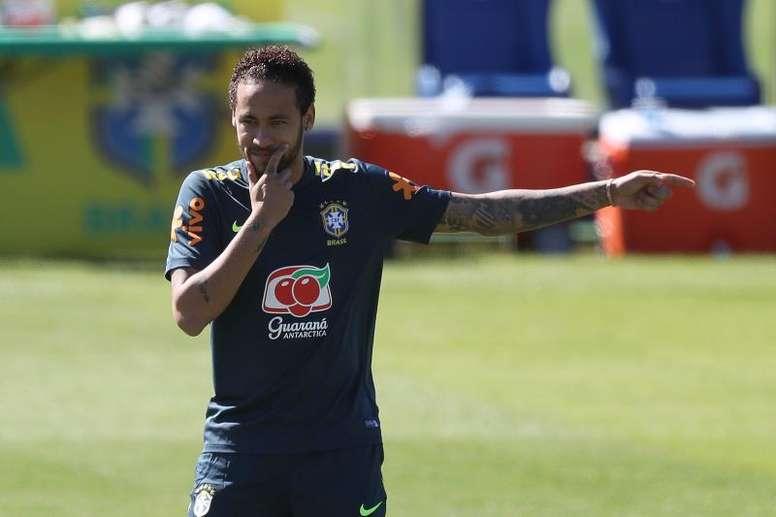 Jorge Valdano alejó a Neymar del Real Madrid. EFE