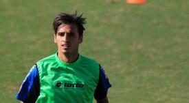 Bryan Ruiz podría dejar Santos. EFE/Archivo