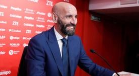 Monchi desmintió ofertas por Ben Yedder. EFE