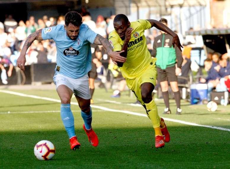 Los dos jugadores realizaron parte del entrenamiento con el grupo. EFE/Archivo