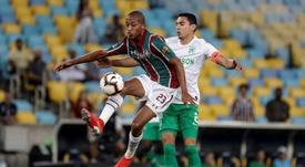 Joao Pedro no seguirá en Fluminense. EFE