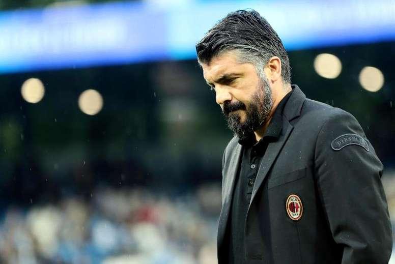 Gattuso está a um passo de treinar o Spartak. EFE