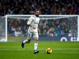 Vers une retraite au Real Madrid pour Carvajal ? EFE