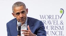 Obama explicou porquê a Argentina não ganha o Mundial. EFE/Archivo