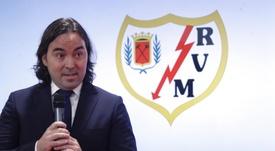Martín Presa, en el foco de las críticas. EFE