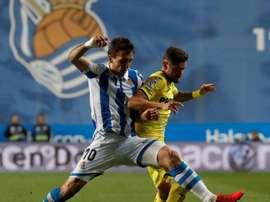 Quintillà se dit fier d'avoir contribué au maintien de Villarreal. EFE