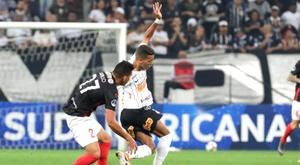Oitavas de final da Copa Sul-Americana. EFE