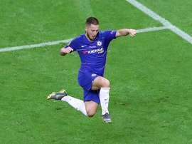 Ex-companheiro de Hazard acredita no triunfo do jogador. EFE