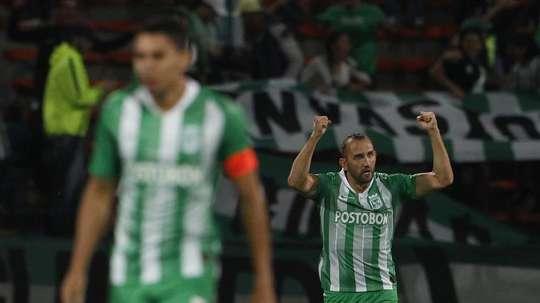Sigue el directo del Atlético Nacional-Unión Magdalena. EFE
