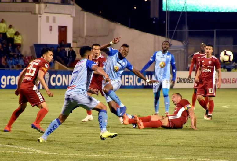 Macará pincha e Independiente del Valle recupera sensaciones. EFE