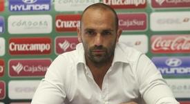 Raúl Bravo llevaba años sin jugar al fútbol. EFE