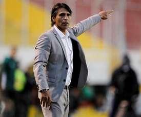 Cardetti entrenará a Mushuc Runa; Tabaré Silva, a Deportivo Cuenca. EFE