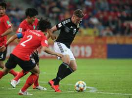Corea del Sur sorprendió a Argentina y se clasificó para octavos. EFE