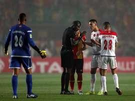 Wydad Casablanca recorrerá à FIFA após escândalo em final. EFE