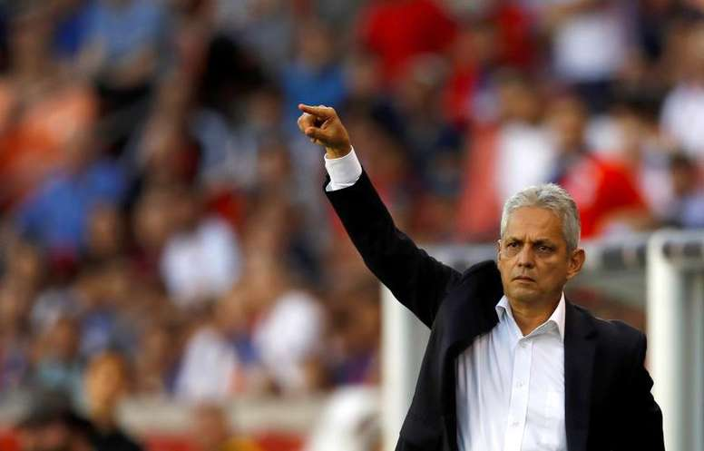 Chile sigue preparando la Copa América. EFE
