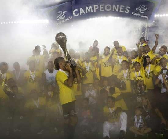 Independiente se corona como campeón de Panamá en los penaltis. EFE