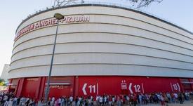 Sevilla could host it. EFE