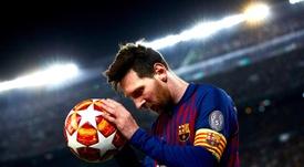 Messi, top candidate for Julio Maldini. EFE