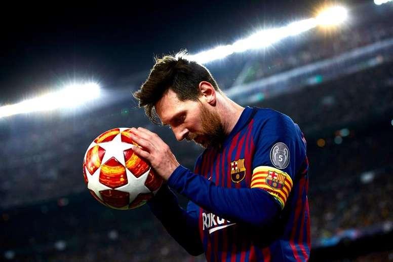 Carragher voit Messi Ballon d'Or. Goal