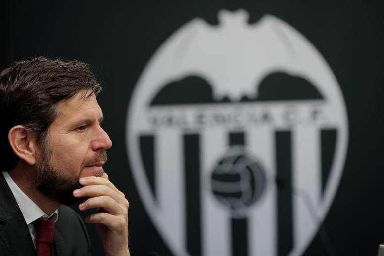 Alemany deixará o Valencia. EFE