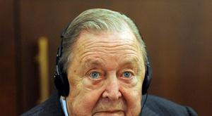 Johansson fue presidente de la UEFA. EFE