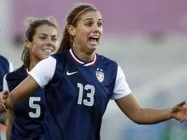 Las diez estrellas a seguir en el Mundial Femenino. EFE/Archivo