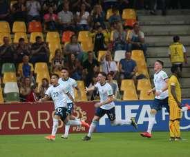 Argentina y Francia quedaron eliminadas. EFE