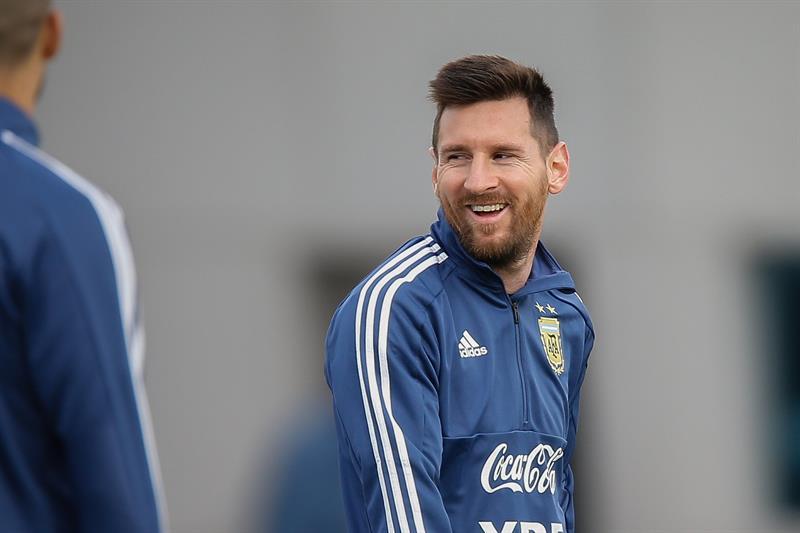 Argentine : Messi de retour, Di Maria encore absent !
