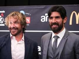 Diego Lugano est désormais directeur à Sao Paulo. EFE