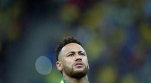 Neymar alfineta Tite em Instagram. EFE