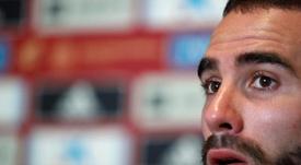 Carvajal quiere ganar al Barcelona y lo demás no le importa. EFE