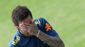 Otro giro de timón en el futuro de Neymar. EFE