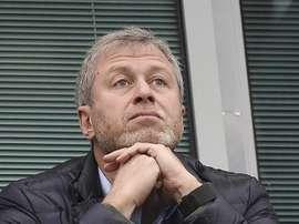 Abramovich recusou outra oferta milionária pelo Chelsea. EFE/Archivo