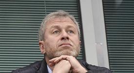 Abramovich ne veut pas vendre Chelsea à n'importe quel prix. EFE/Archivo
