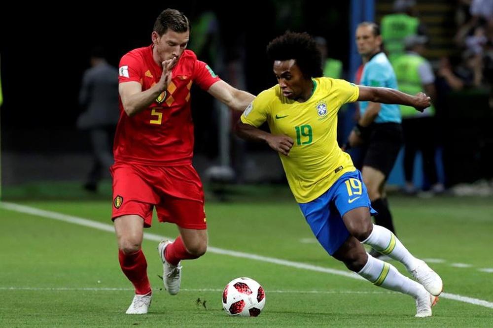Willian na mira da Anvisa: qual é diferença do que aconteceu no Brasil-Argentina.